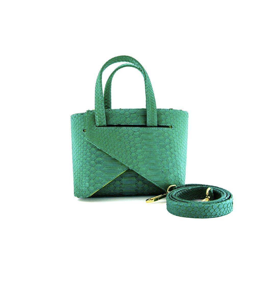 d5dad5818a HOME   Women   Bags   Mimi - Emerald  Lime-Green